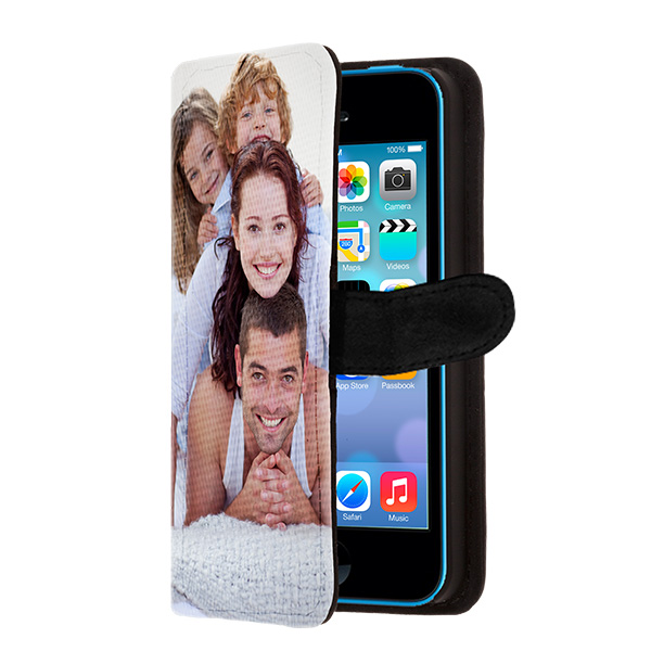 custom Wallet case iPhone 5C