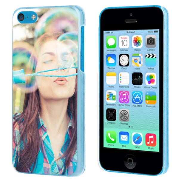 iPhone 5C Softcase mit Foto