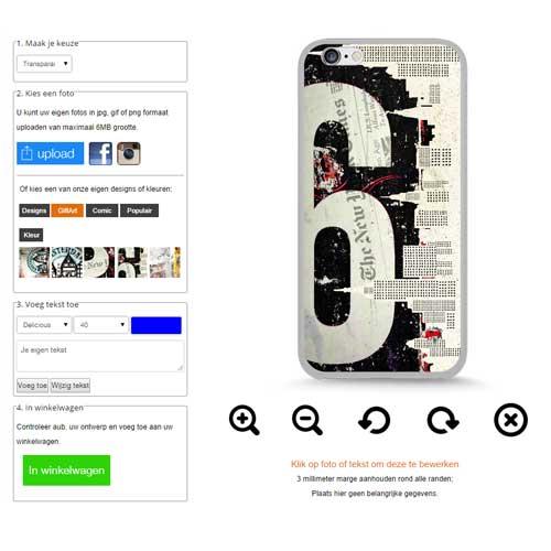 custom iPhone 6s case