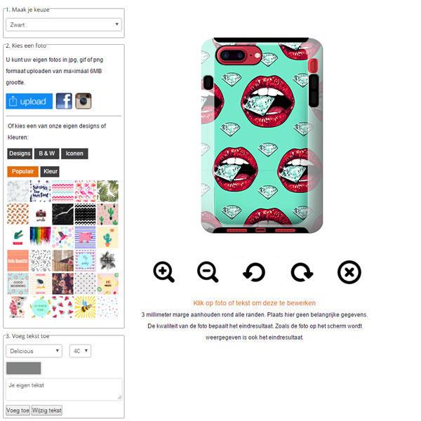 iPhone 7 PLUS tough case design