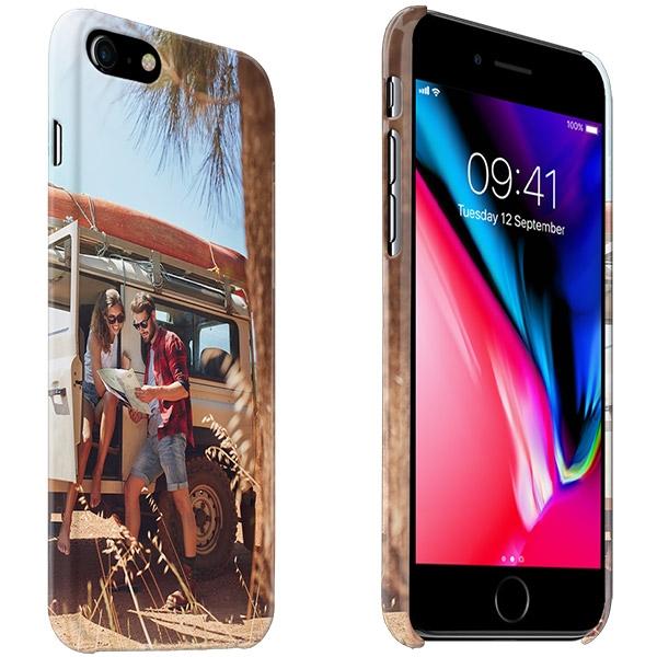 coque iPhone 8 impression sur la tranche