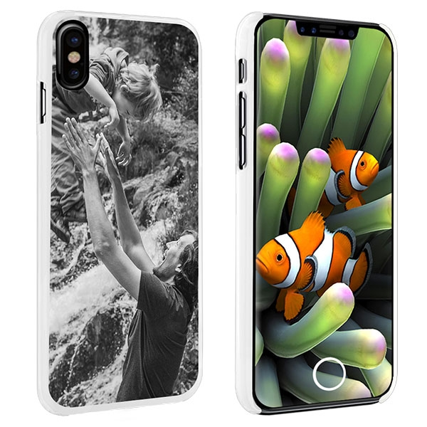 Design your unique, hard personalised phone case for the iPhone 8
