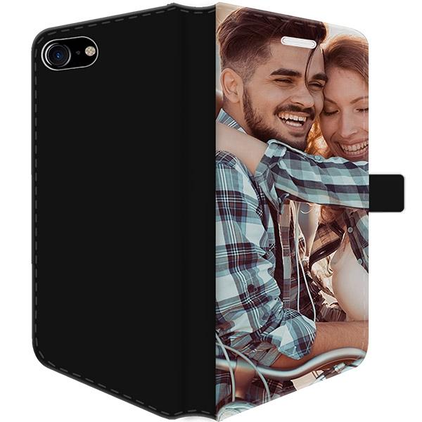 carcasa personalizada iPhone 8 billetero
