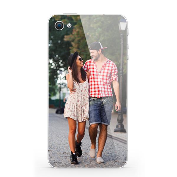 tapa personalizada iPhone 4 4S