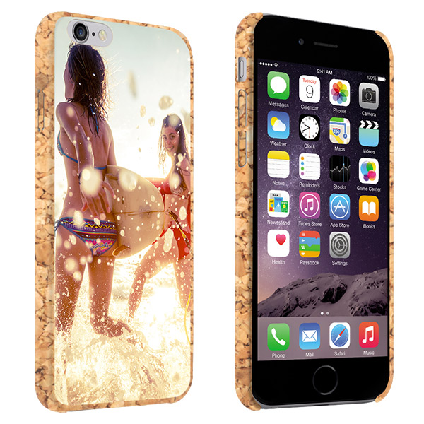 Cover personalizzate iPhone 6 in sughero