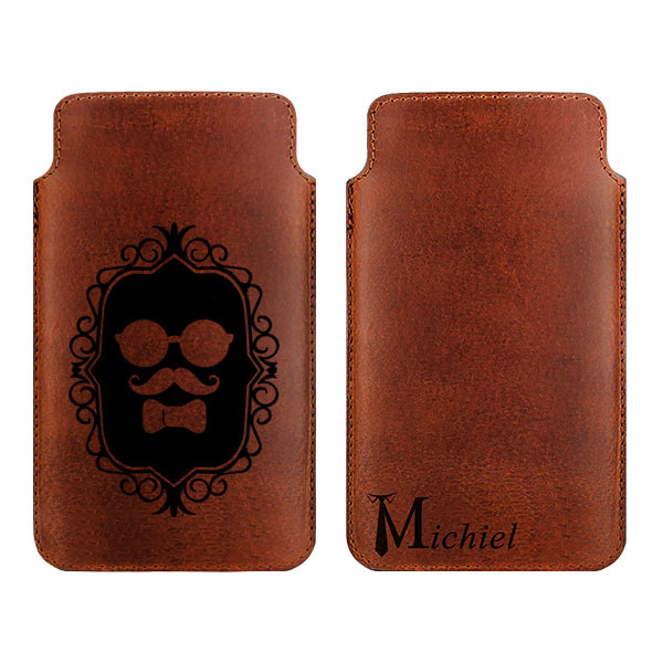 Leather Phone Case >> Personalised Phone Cases Leather Small
