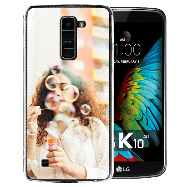 LG K10 hoesje ontwerpen