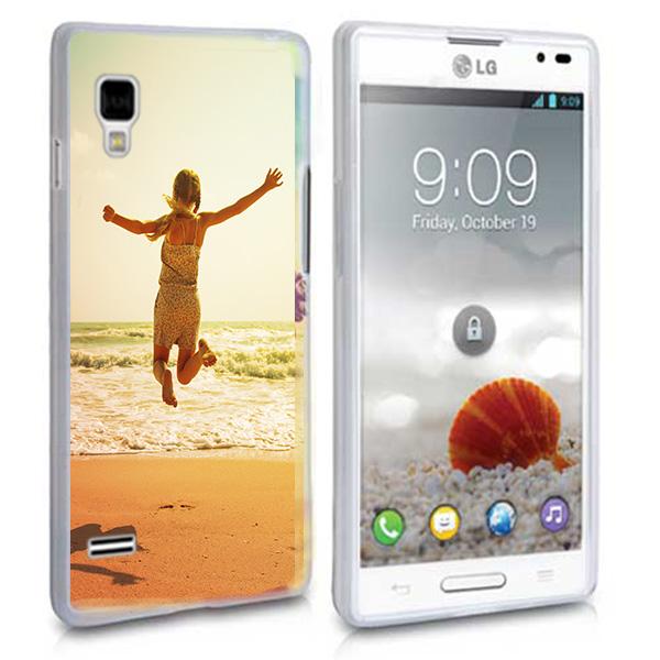 LG Optimus L9 hoesje ontwerpen
