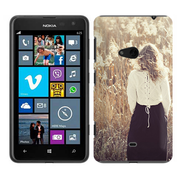 make your own Nokia Lumia 625 case