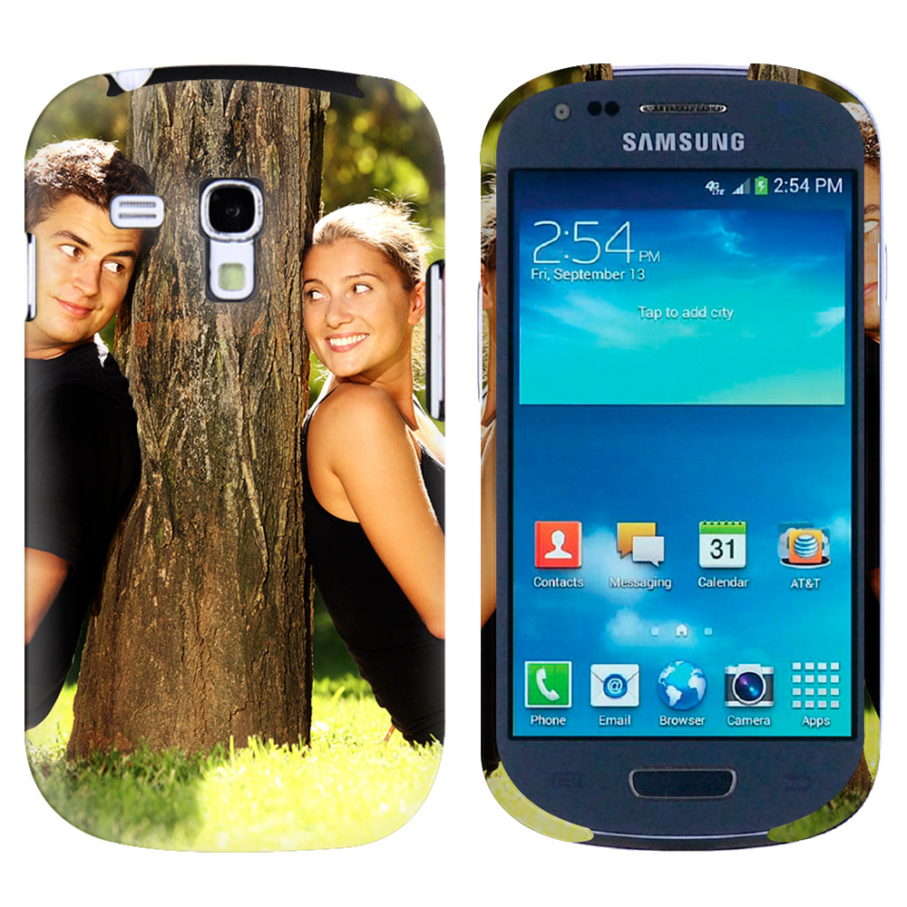 Cover con foto Samsung Galaxy S3 mini