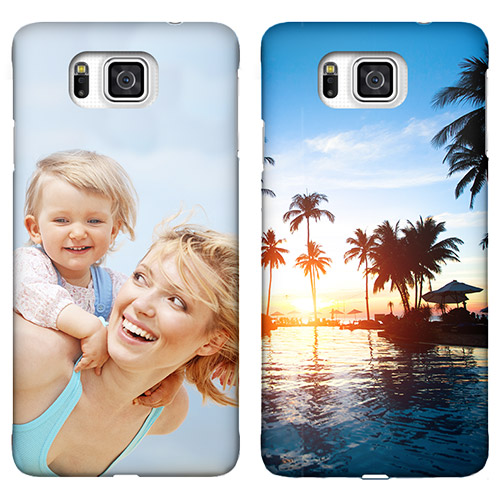 Design your own Samsung Galaxy Alpha case