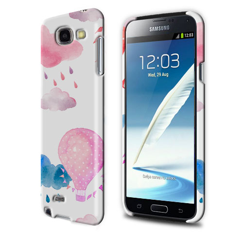 Make your own Samsung Galaxy Note 2 case