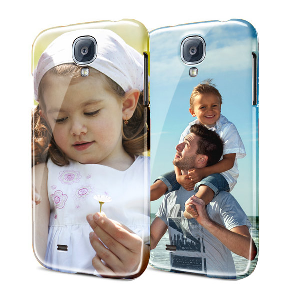 Samsung Galaxy S4 mini case met foto