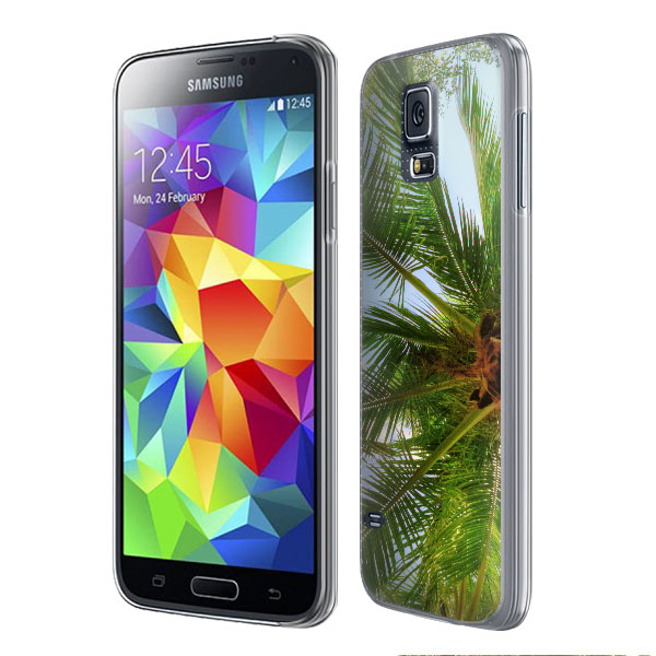 samsung galaxy s5 white vs black. different base colours for your case - black, white \u0026 transparent. persoanlised samsung galaxy s5 vs black