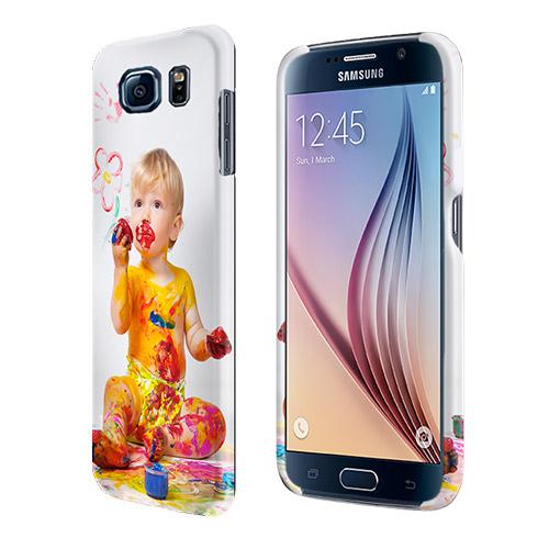 Samsung Galaxy S6 Hülle selbst gestalten (rundum bedruckt)