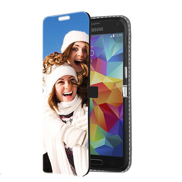 Cover con foto S5 mini
