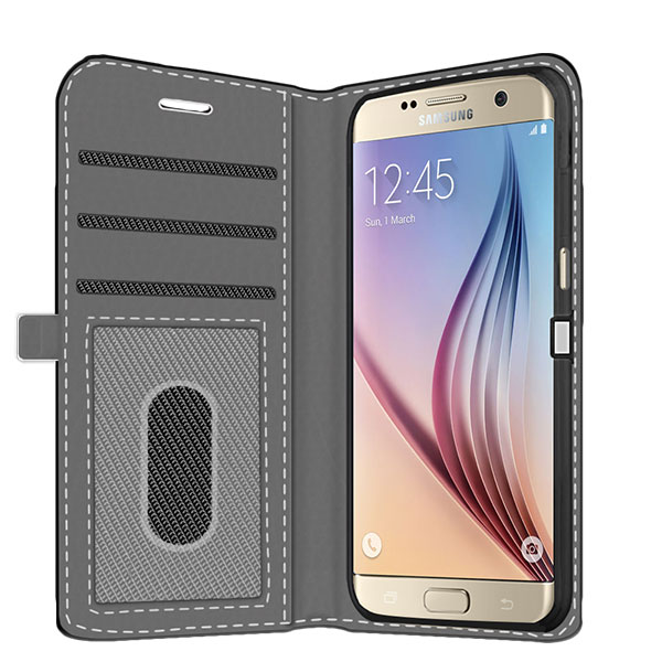 Make your own Samsung Galaxy S6 edge wallet case