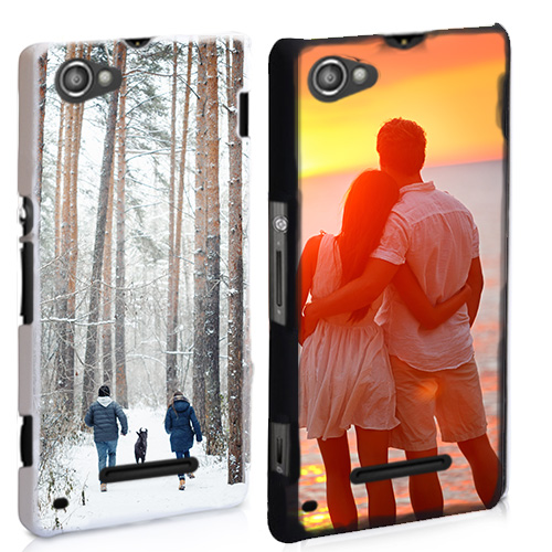 Sony Xperia M personalized case