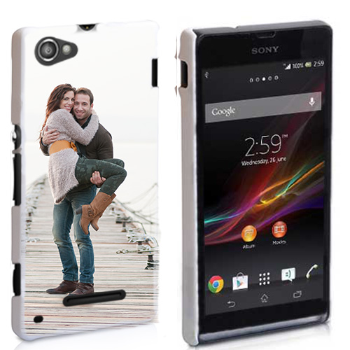 design your own sony xperia m case