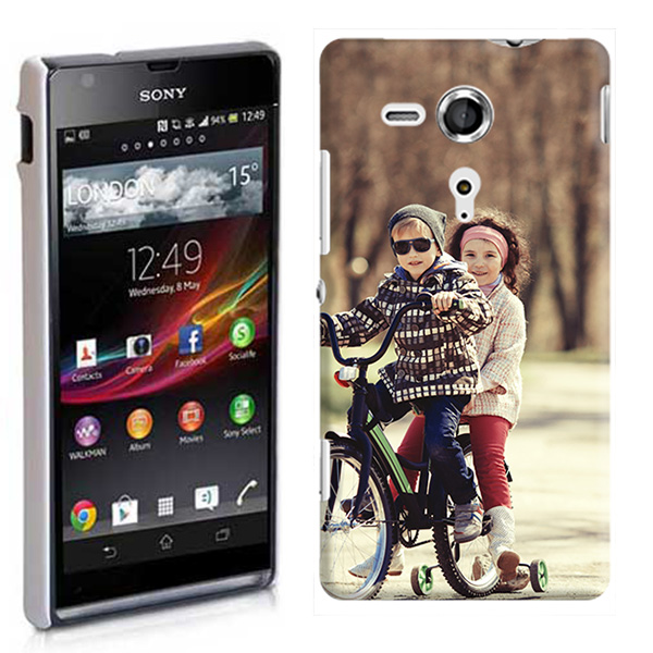 personalised sony xperia SP case