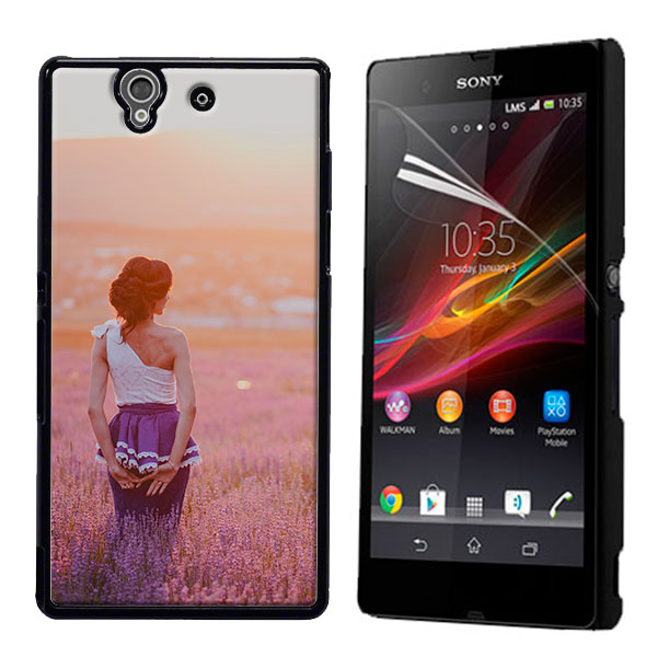Design your own Sony Xperia Z phone case