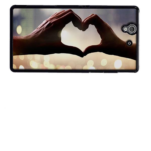 custom Sony Xperia Z phone case