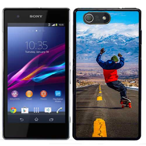 sony xperia z3 compact h lle selbst gestalten mit foto hardcase. Black Bedroom Furniture Sets. Home Design Ideas