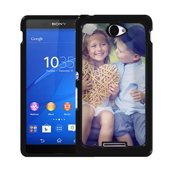 personalized Sony Xperia E4 hard case