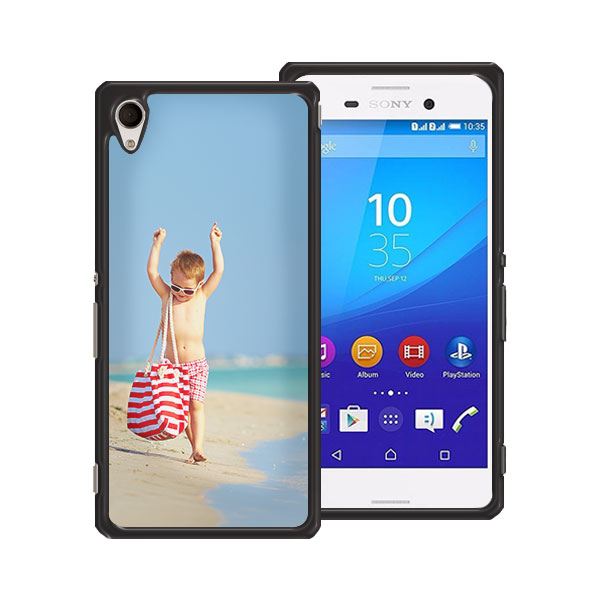 make your own Sony Xperia M4 aqua hard case