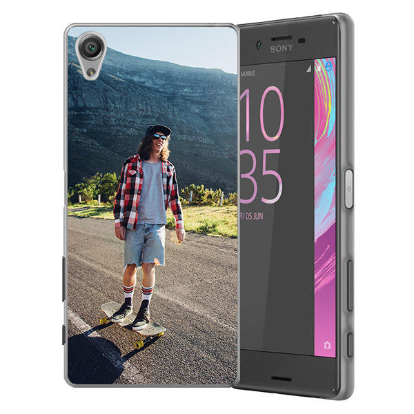 personalised Sony Xperia X case