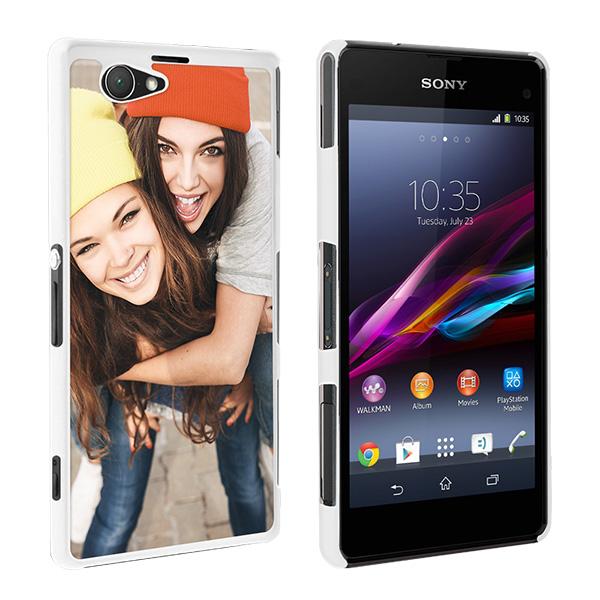 Sony Xperia Z1 Compact telefoonhoesje ontwerpen