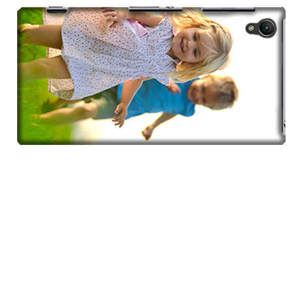 Personalized Sony Xperia Z1 full wrap case