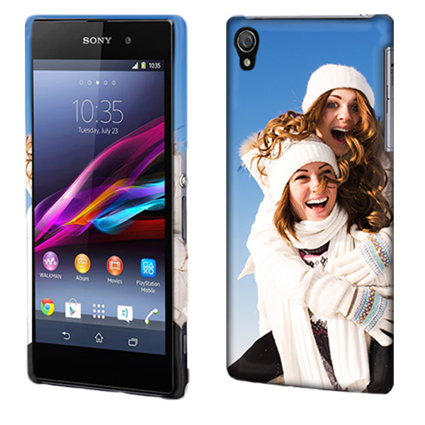 make your own Sony Xperia Z1 phone case