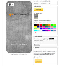 Personalized Samsung Galaxy Note 4 phone case