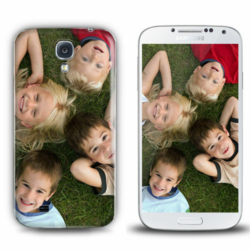 Design your own Samsung Galaxy S4 full wrap case