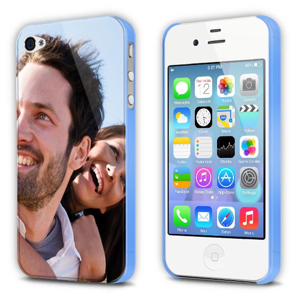 iphone 4 hoesje maken met foto